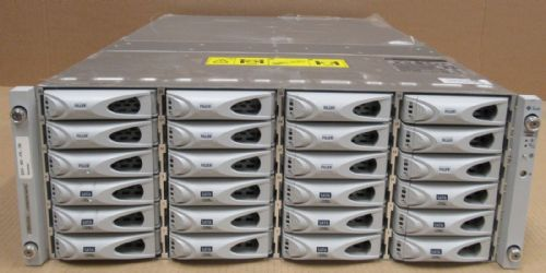 Sun MicroSystems J4400 Storage Array 12TB 16x 750GB SATA 2x Controllers 2x PSU
